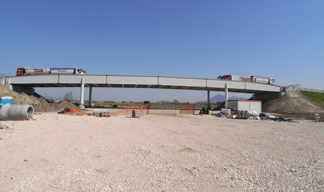 Prove di carico sui viadotti (Autostrada Valdastico Sud)